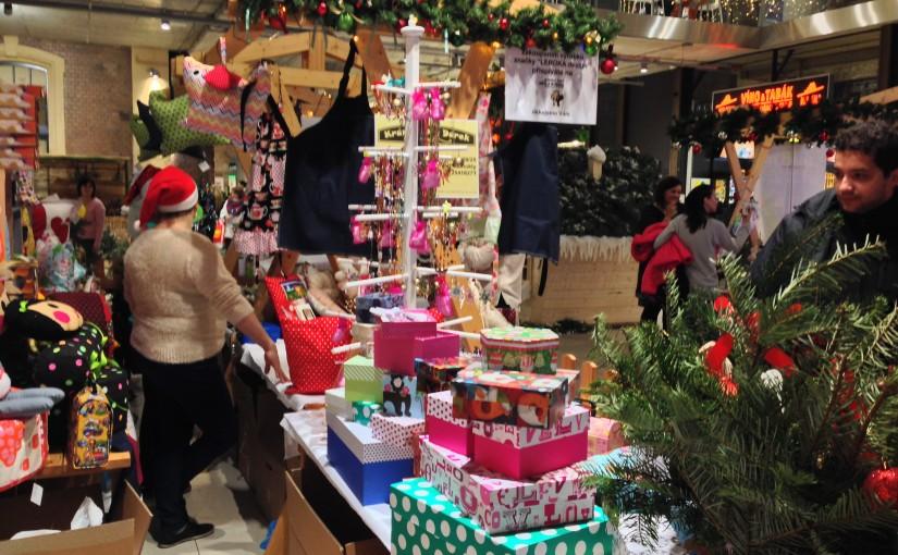 Na vánoční trh jsme připravili