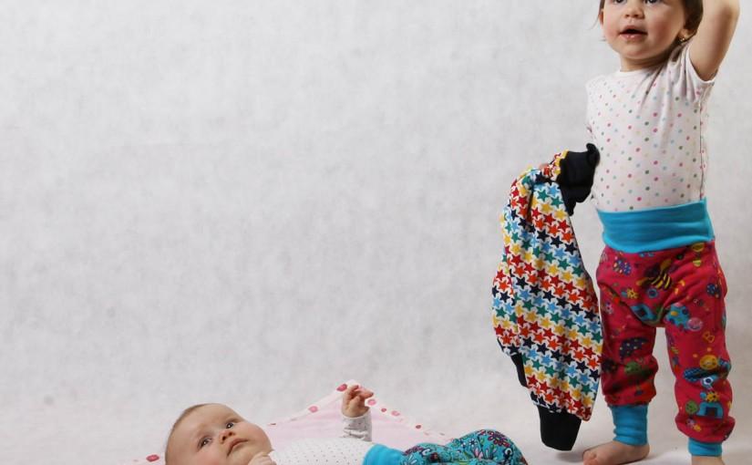 Leroka móda šije pro děti