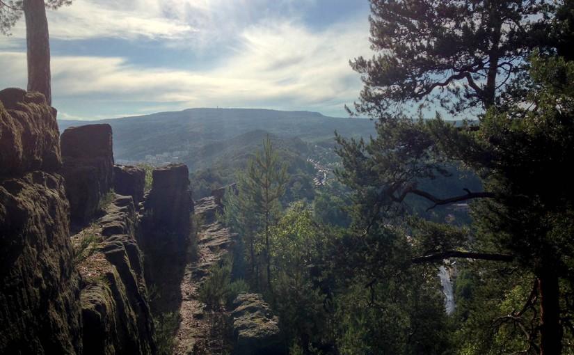 Děčín – cestou na Pastýřandu